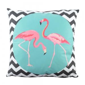 Perna Decorativa Flamingo 45X45 CM2