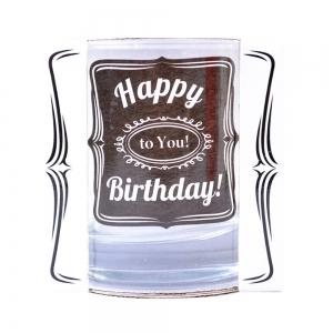 Pahar Whisky Happy Birthday To You! 200 ML3