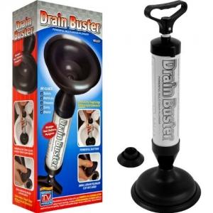 Pompa Pentru Desfundat Chiuveta Si Toaleta – Cu 2 Duze6