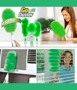Perie Electrica De Curatare A Prafului - Go Duster – 3 Perii De Inlocuire2