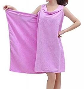 Prosop-Halat Pentru Baie Mov– Magic Towel3