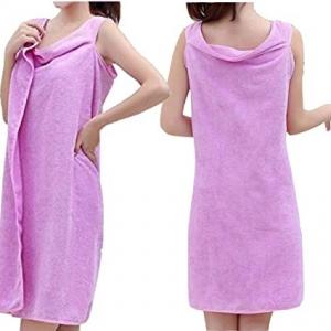 Prosop-Halat Pentru Baie Mov– Magic Towel5