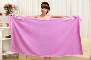 Prosop-Halat Pentru Baie Mov– Magic Towel6
