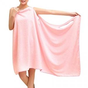 Prosop-Halat Pentru Baie Roz– Magic Towel4