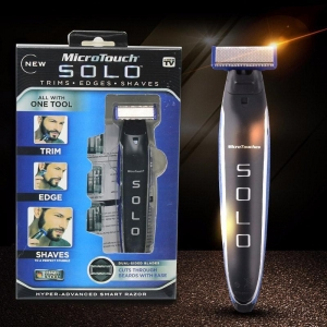 Aparat De Ras Reincarcabil – Micro Touch Solo1