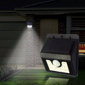 Lampa Pentru Exterior Cu Incarcare Solara Si Senzor Ever Brite0