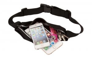 Husa/Borseta Telefon Pentru Alergat Negru – 5.5 Inch5