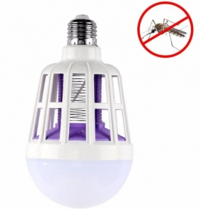 Bec LED Multifunctional Cu Lampa UV Impotriva Insectelor1
