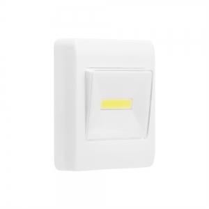 Set 2x Intrerupator LED Cu Lanterna, Lampa De Veghe – Cu Magnet Si Baterii1