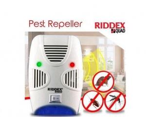 Aparat Anti Rozatoare Si Insecte Pest Repeller Riddex Quad3
