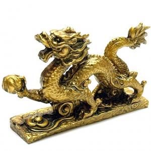 Dragon cu perla nemuririi