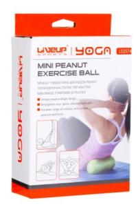 Minge fitness pentru spate Liveup Yoga, model aluna [1]