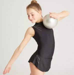 Minge gimnastica ritmica argintie1