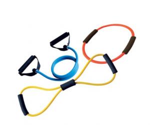 Curele cu manere pentru antrenament Liveup, maxim 130 cm1