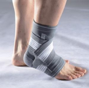 Suport glezna elastic LiveUp Sports [0]