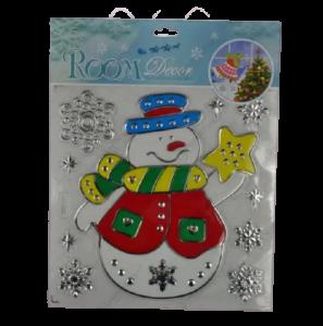 Sticker decorativ pentru Craciun – Diverse modele