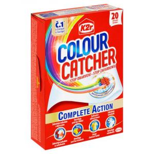 Servetele K2R Colour Catcher 20 buc. - Pentru Haine Colorate1