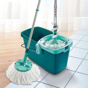 Set Curatenie Mop Rotativ -  Leifheit Clean Twist System1