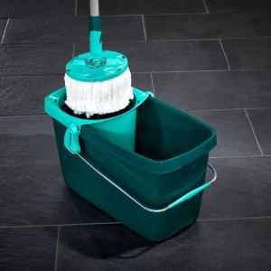 Set Curatenie Mop Rotativ -  Leifheit Clean Twist System0