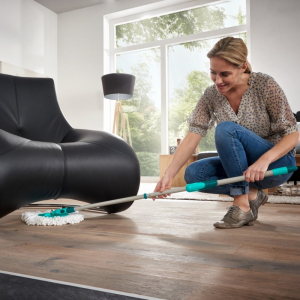 Set Curatenie Mop Rotativ -  Leifheit Clean Twist System10