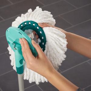 Set Curatenie Mop Rotativ -  Leifheit Clean Twist System15