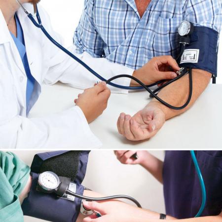 Tensiometru medical pentru masurarea tensiunii [0]