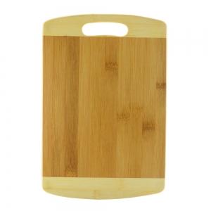 Tocator Rectangular Din Bambus Cu Maner - 32x21.5x1.8 CM1