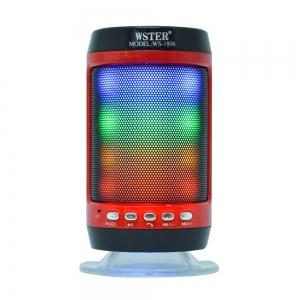Boxa Bluetooth Portabila - 12 cm - Cu LED2