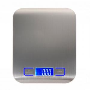 Cantar de bucatarie Mrk Prestige, afisaj digital, 5 kg, argintiu2