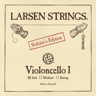 Coarda A Larsen Soloist violoncel [0]