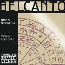 Coarda A Thomastik Belcanto Orchestra contrabas 0