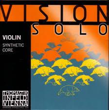 Coarda A Vision Solo vioara, aluminiu [0]