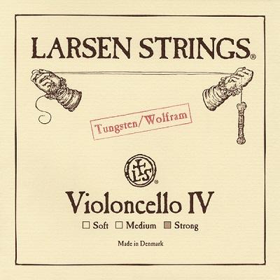 Coarda C Larsen violoncel 0