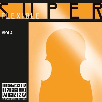 Coarda C Superflexible argint viola 0