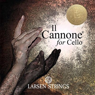 Coarda D Il Cannone violoncel 0
