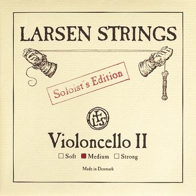 Coarda D Larsen Soloist violoncel [0]