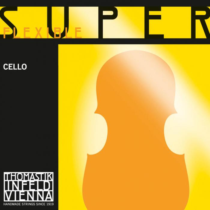 CoardaD Thomastik-Infeld Superflexible violoncel [0]