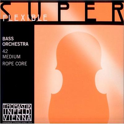 Coarda D Superflexible Orchestra contrabas 0
