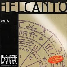 Coarda D Thomastik-Infeld Belcanto violoncel 0