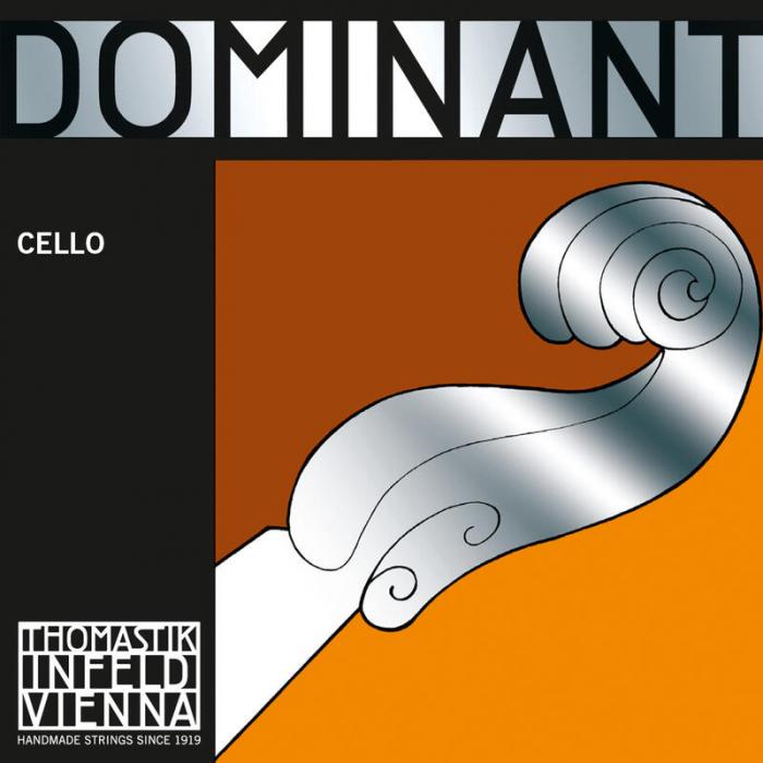Coarda D Thomastik-Infeld Dominant violoncel 0