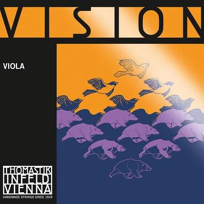 Coarda D Vision viola [0]