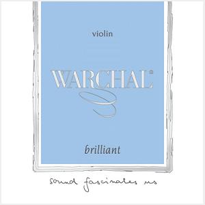 Coarda D Brilliant vioara, argint 0
