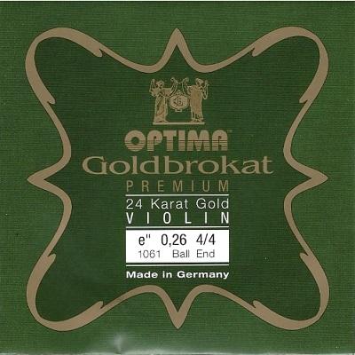 Coarda E Goldbrokat Premium 0
