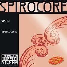 Coarda E Spirocore aluminiu vioara [0]