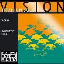 Coarda E Vision Titanium Solo vioara 0