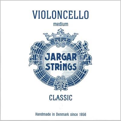 Coarda G Jargar Classic violoncel 0