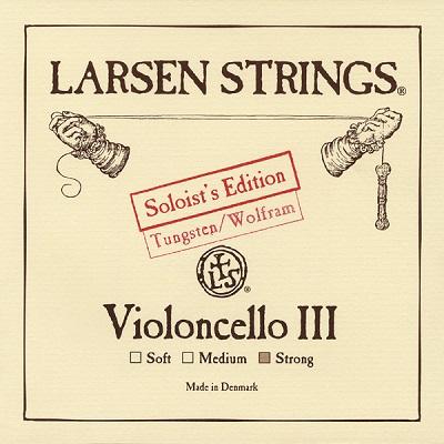 Coarda G Larsen Soloist violoncel wolfram 0