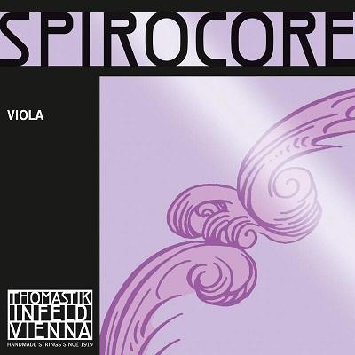 Coarda G Spirocore viola 0
