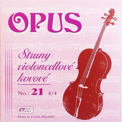 Set corzi Opus violoncel [0]