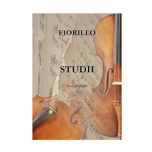 Fiorillo - Studii pentru vioară 0